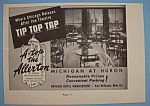 Vintage Ad: 1947 Tip Top Tap