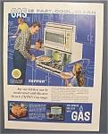 Vintage Ad: 1963 Tappan 30 Inch Gas Range