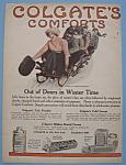 Vintage Ad: 1914 Colgate Ribbon Dental Cream