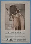 Vintage Ad: 1926 Listerine
