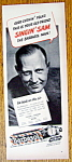 Vintage Ad: 1943 Barbasol Shaving Cream W/ Singing Sam