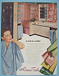Vintage Ad: 1946 Cannon Towels