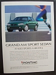 1994 Pontiac Grand Am Sport Sedan