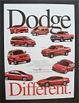 2000 Dodge Cars & Trucks