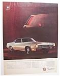 1968 Cadillac Automobile