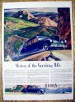 Vintage Ad: 1941 Lincoln Zephyr V-12