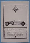 Vintage Ad: 1930 Cadillac Sixteen Cylinder