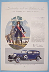 Vintage Ad: 1933 Cadillac V-12