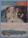 Vintage Ad: 1955 Cadillac