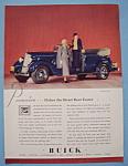 Vintage Ad: 1934 Buick
