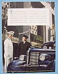 Vintage Ad: 1937 Buick