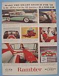 Vintage Ad: 1955 Rambler