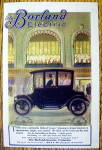 1913 The Borland Electric With The Borland Coupe