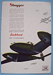 Vintage Ad: 1942 Lockheed