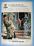 Vintage Ad: 1949 American Airlines