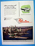 Vintage Ad: 1947 North American Aviation