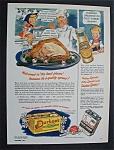 1945 Durkee's Margarine & Durkee's Poultry Seasoning