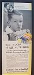 1952 Nucoa Margarine