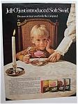 Vintage Ad: 1972 Jell - O Soft Swirl Dessert