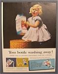 Vintage Ad: 1961 Pure - Pak Milk