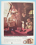 Vintage Ad: 1968 American Dairy Association