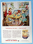 Vintage Ad: 1953 American Can Company