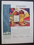 1934 Hiram Walker & Sons Whiskey