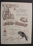 1948 Old Crow Whiskey