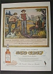 1958 Old Crow Whiskey