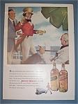 Vintage Ad: 1949 Johnnie Walker Red & Black Label