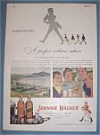 Vintage Ad: 1948 Johnnie Walker Whiskey