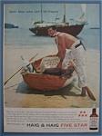 Vintage Ad: 1958 Haig & Haig Five Star Whiskey