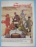 Vintage Ad: 1968 Smirnoff Vodka
