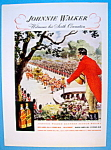 Vintage Ad: 1937 Johnnie Walker Whiskey