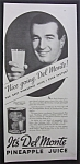 1936 Del Monte Pineapple Juice
