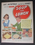 1951 Campbell's Tomato Soup