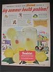 1952 Sunkist Lemonade
