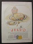 Vintage Ad : 1926 Jell-o & Sun Maid Raisins