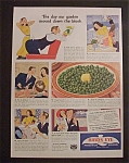 1940 Birds Eye Frosted Foods