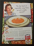 1941 Campbell's Vegetable Soup