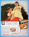 Vintage Ad: 1944 Nucoa Margarine