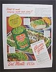 1944 Del Monte Sugar Peas
