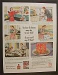 Vintage Ad: 1944 Jell-o