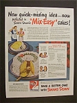 1944 Swans Down Cake Flour