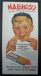 1952 Nabisco Peanut Cream Patties