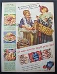 1945 Swift's Premium Bacon