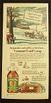 1952 Vermont Maid Syrup
