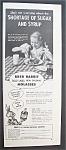 1945 Brer Rabbit Molasses