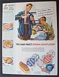 1945 Swift's Premium Ham