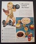 1945 Karo Syrup With The Karo Kid